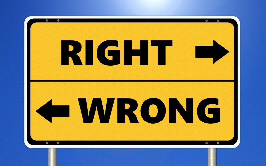 Mitől vagyunk etikusak?