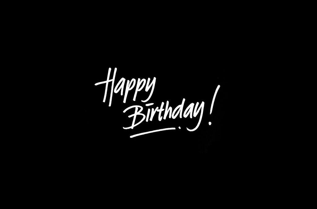 Születésnap!